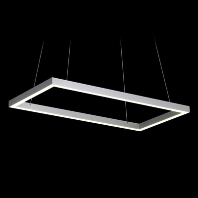 COLGANTE LED RECTANGULAR
